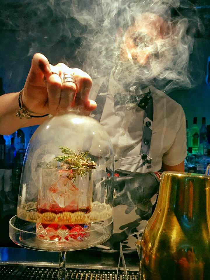 Bar Chef Molecular Mixology Training Course Certification